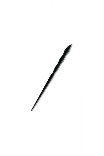 Mini-pique ondulé noir