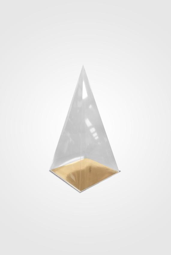 Piramide 2 90x90x200mm
