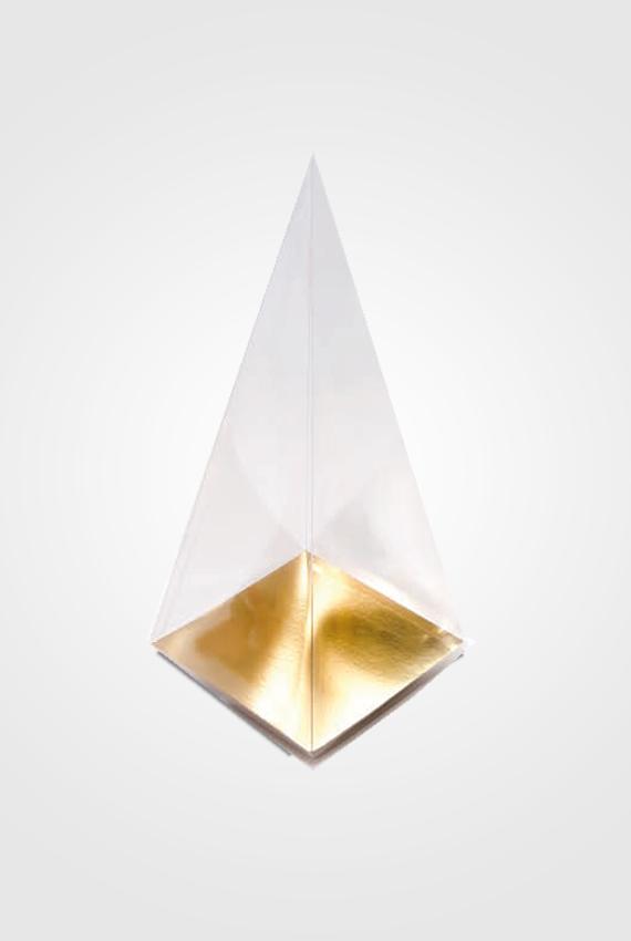 Piramide 3 110x110x200mm
