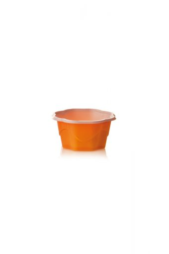 Coupe à gelato orange - EcoBoy - PP-704