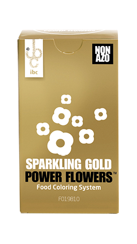 sparkling or gold