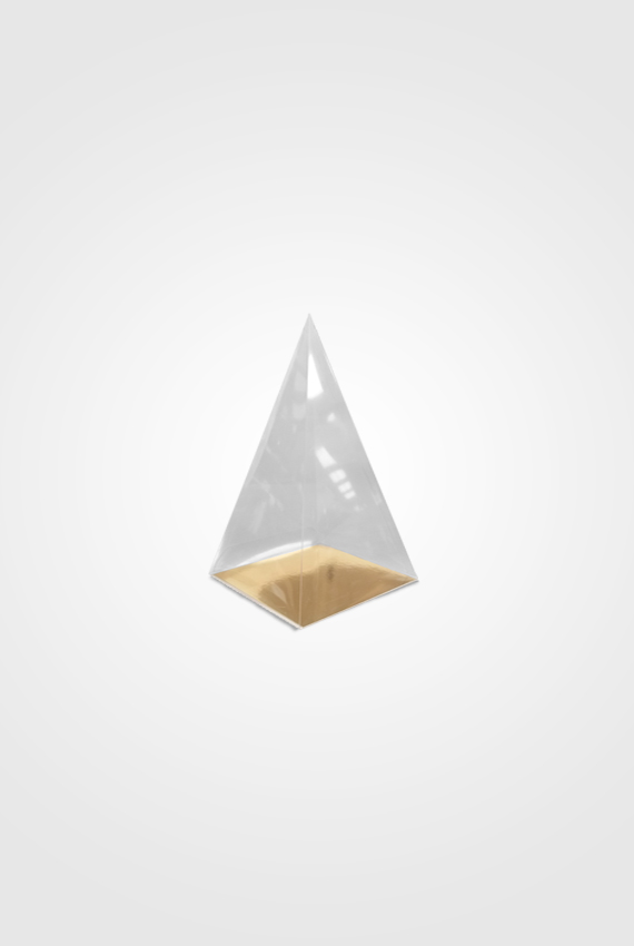 Piramide 1 70x70x200mm vide