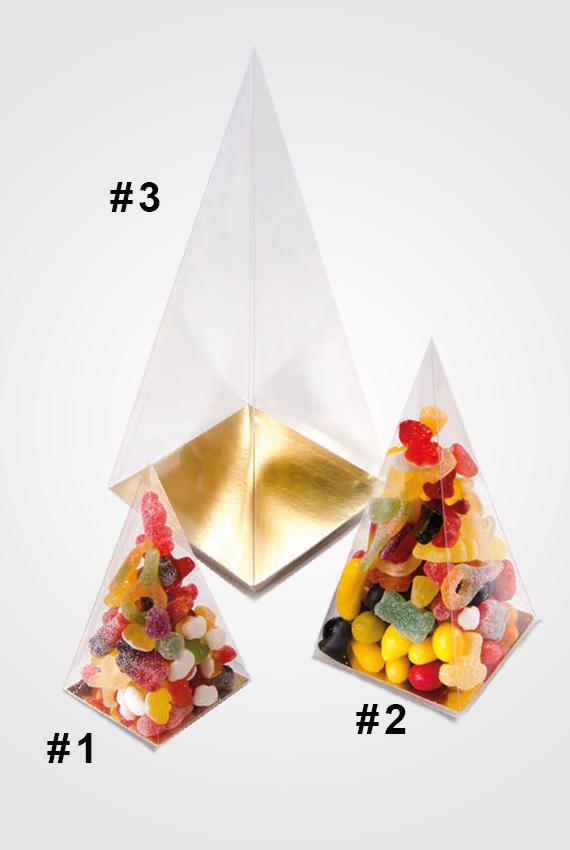 Piramide les 3