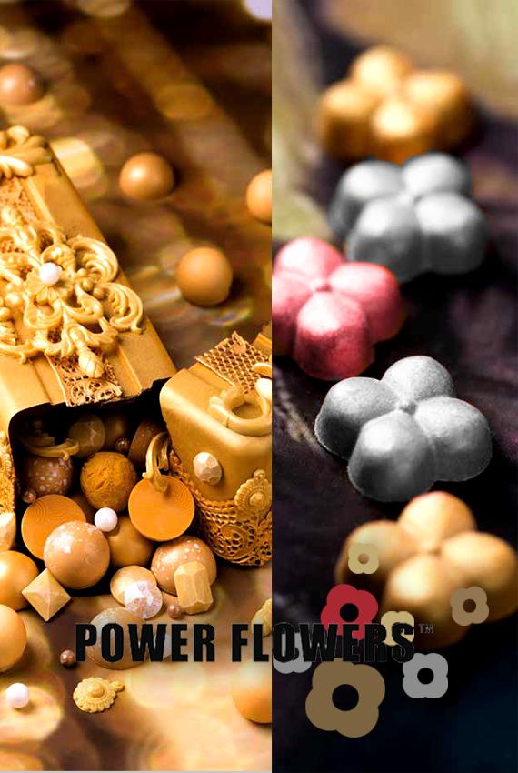 power flower image